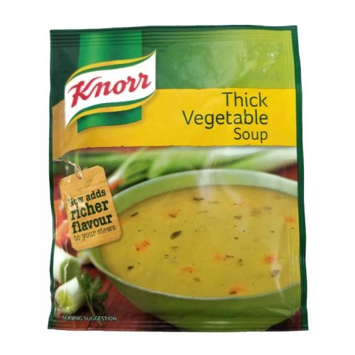 Knorr Soup Thick Vegetable 50g sachet