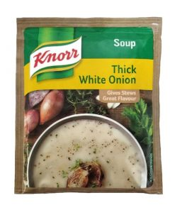 Knorr Soup Thick White Onion 50g