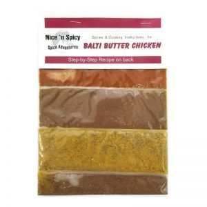 Nice 'n Spicy Balti Chicken sachet