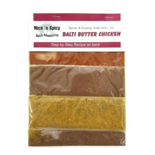 Nice 'n Spicy Balti Chicken sachet