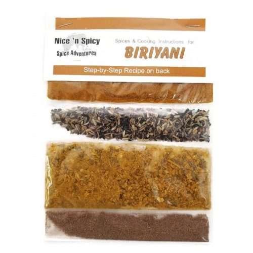 Nice 'n Spicy Breyani sachet