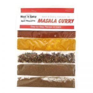 Nice 'n Spicy Masala Curry sachet