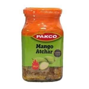 Pakco Atchar Mango 410g jar
