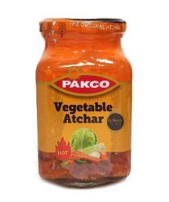Pakco Atchar Hot 385g jar