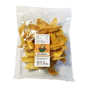 Alman's Dried Mango 150g