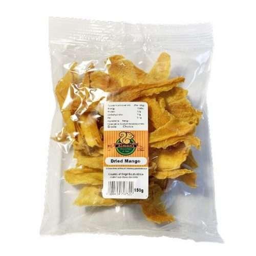 Alman's Dried Mango 150g