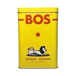 Bos Organic Rooibos sachets 40