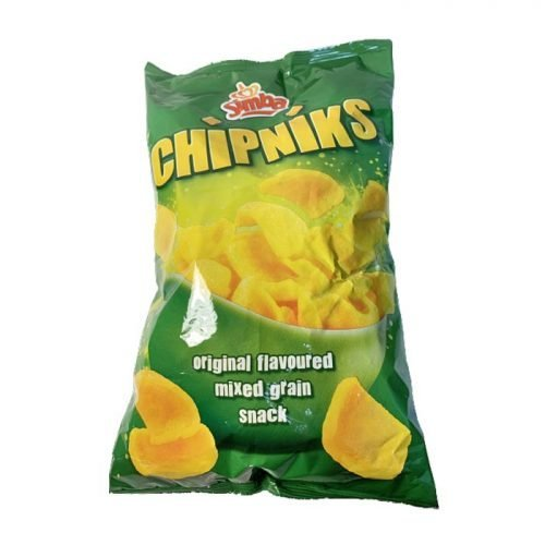 Simba ChipniksOriginal Flavor 100g bag