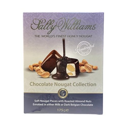 Sally Williams Nougat Chocolate Collection 175g box