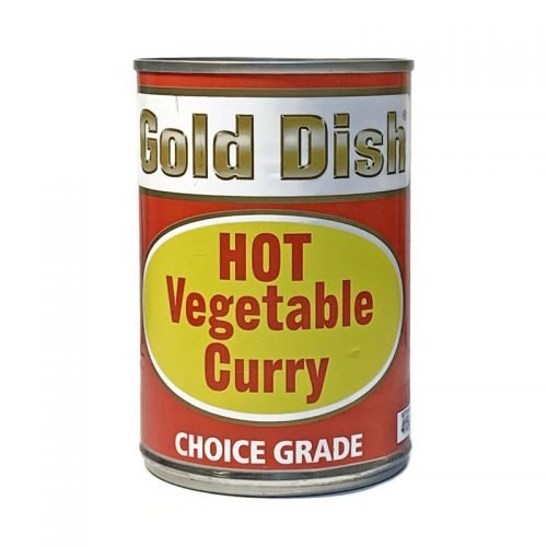 Gold Dish Hot Vegetable Curry 415g can