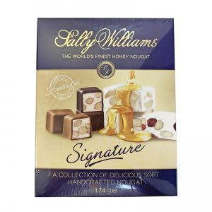 Sally Williams Nougat Signature Collection 174g box