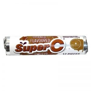 Super C Sweets Orange Roll