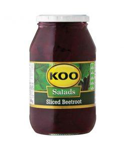 KOO Beetroot Salads Sliced 780g jar