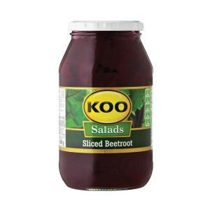 KOO Beetroot Salads Sliced 780g jar