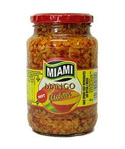 Miami Atchar Mango Hot 400g jar