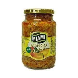 Miami Atchar Mango Mild 400g jar