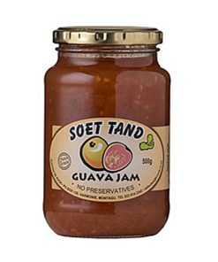 Soet Tand Guava Spread 375ml