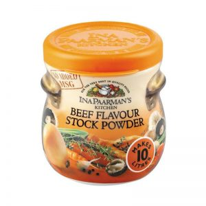 Ina Paarman Stock Powder Beef 150g tin