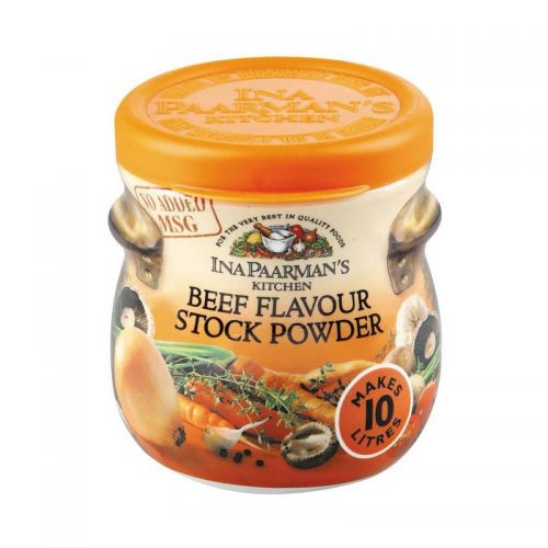 Ina Paarman Stock Powder Beef 150g tin