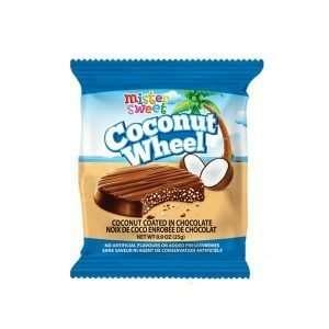 Mr Sweet Coconut Wheels 25g pack