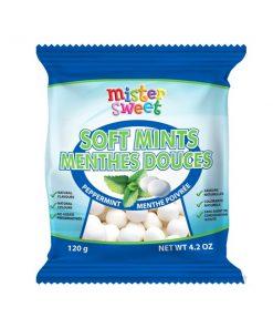 Mr Sweet Softmints Peppermint 120g bag