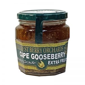 Hillcrest Berry Orchards Jam Cape Gooseberry 300g jar