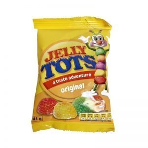 Wilson Jelly Tots Original Mini 41g bag
