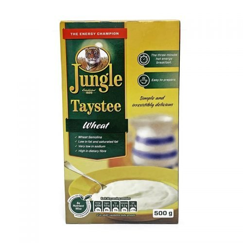 Jungle Taystee Wheat 500g box