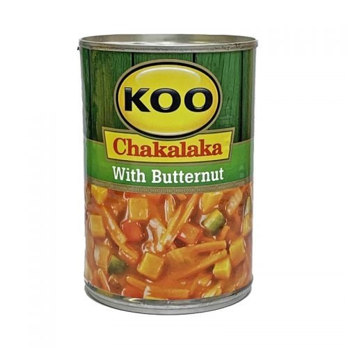 KOO Chakalaka Butternut 410g can