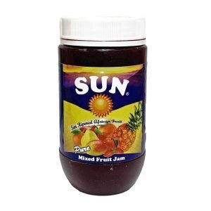 Sun Pure Mixed Fruit Jam 500g bottle