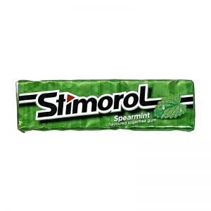 Stimorol sugar free Spearmint 10 pieces
