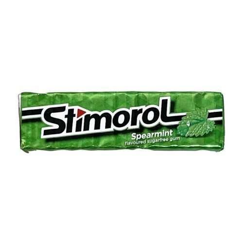 Stimorol sugar free Spearmint 10 pieces