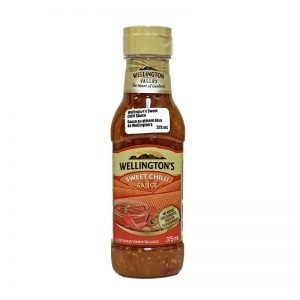 Wellington's Sweet Chilli Sauce 375ml s/bottle