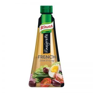 Knorr French Vinaigrette Salad Dressing 340ml bottle