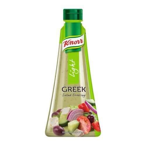Knorr Greek Creamy Salad Dressing 340ml bottle