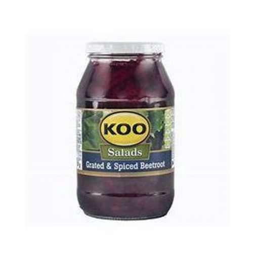 KOO Beetroot Salad Grated & Spiced 780g jar