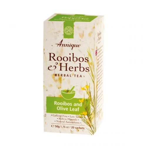 Annique Rooibos & Herb Rooibos and Olive Leaf