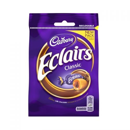 Cadbury Eclairs 166g bag (eng)