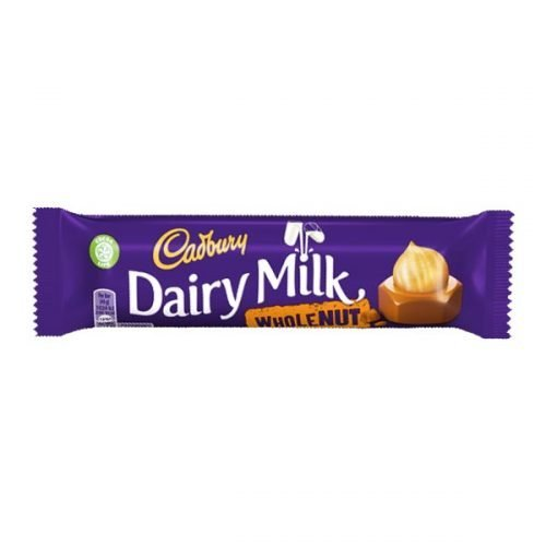 Cadbury Wholenut 200g bar (eng)