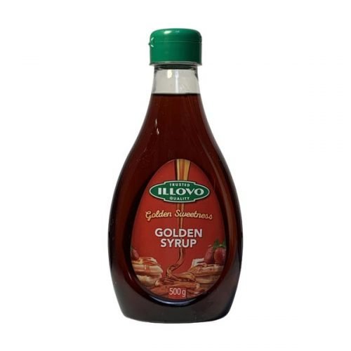Illovo Golden Syrup 500g s/bottle