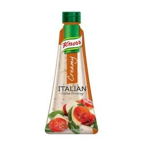Knorr Italian Creamy Salad Dressing 340ml bottle