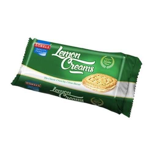 Lobels Quality Promise Lemon Creams 200g