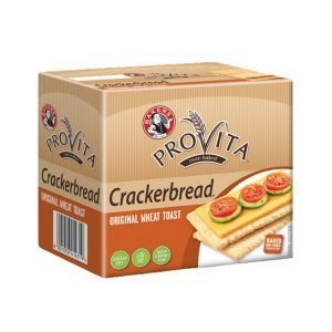 Bakers Crackerbread Original 125g pack