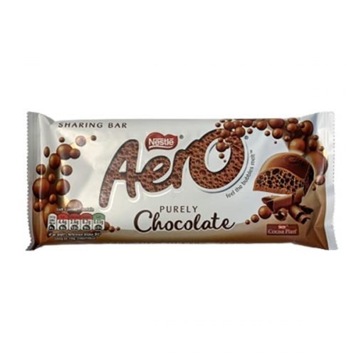 Nestle Aero Milk 100g bar (eng)