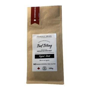 Florence Meats Sliced Biltong