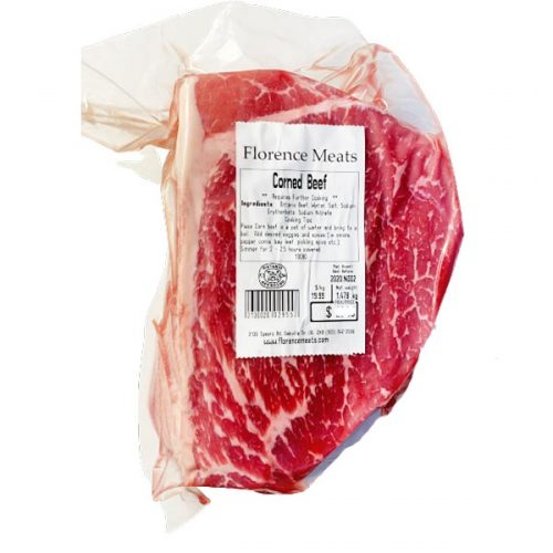 Florence Meats Corned Beef