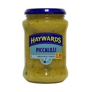 Haywards Piccalilli 400g jar (eng)