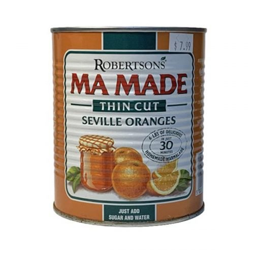 Robertsons Ma Made Seville Oranges 850g can (eng)