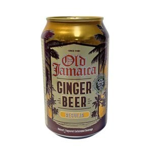 Old Jamaica Ginger Beer 330ml can (single)