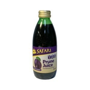 Safari Prune Juice 250ml bottle